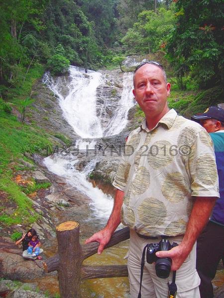 lata iskandar waterfall, Cameron Highlands, Malaysia