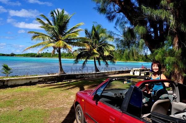 Mototapu, Muri, Rarotonga, Cook Islands