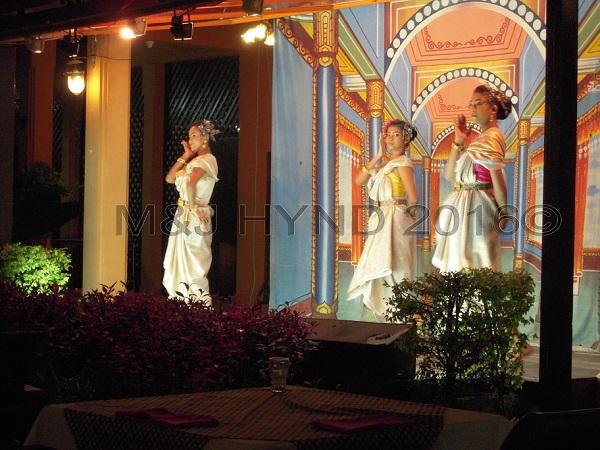 Thai cultural dance, Koh Samui, Thailand