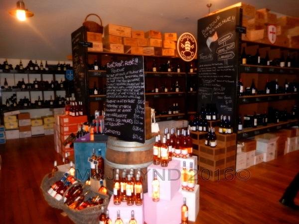 wine shop cave du vin, L'Atelier du Fromage, Auckland, NZ