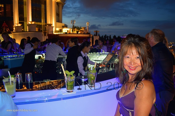 Skybar, Lebua State Tower