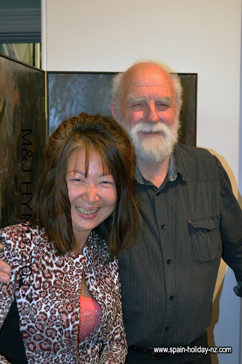 with Peter Lange