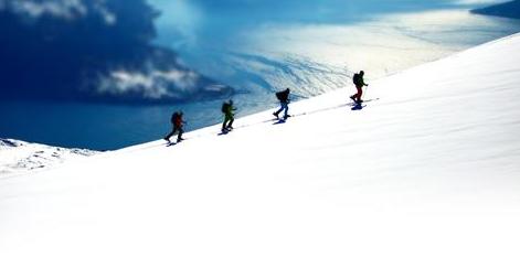 Bildet fra fjellsportfestivalen.no