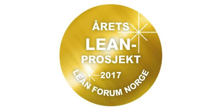NTP er en av finalistene for årets LEAN-prosjekt 2017