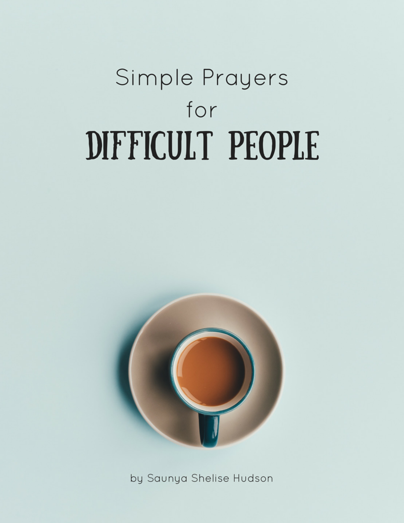 $10 - Simple Prayers For Difficult People