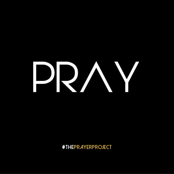 Click to join #ThePrayerProject