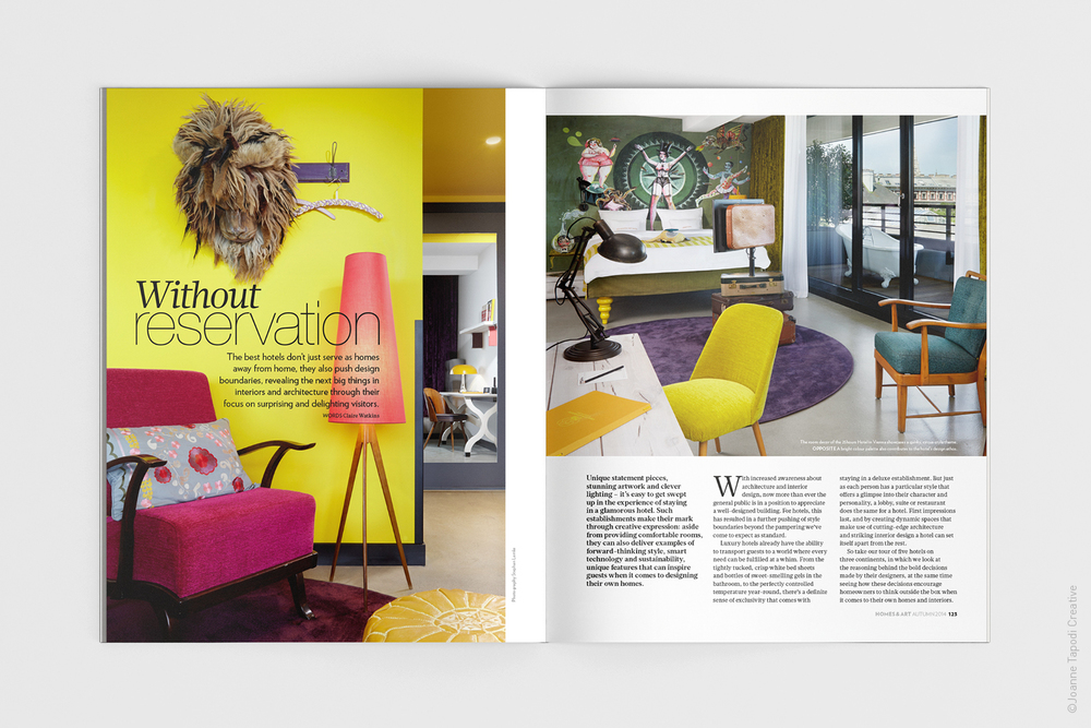 Scoop Homes & Art Magazine