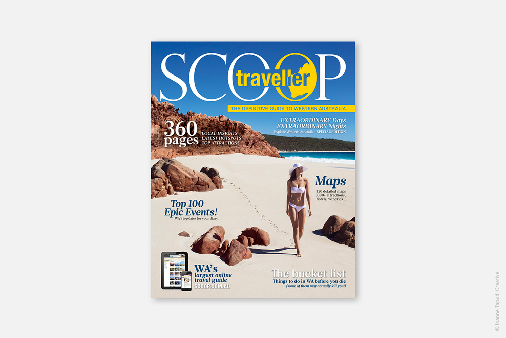 Scoop Traveller Magazine