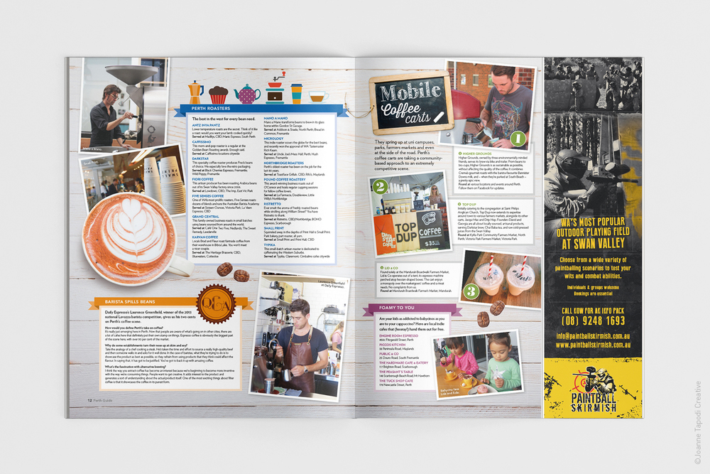 Scoop Perth Guide Magazine