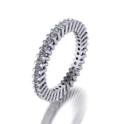 bespoke eternity ring Hitchin
