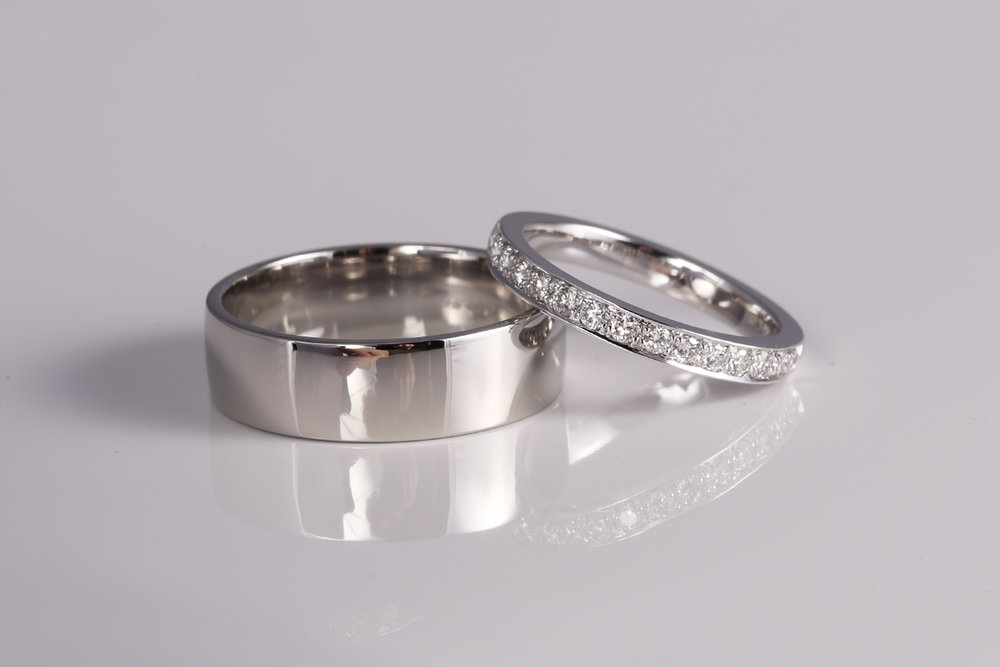 Wedding rings Cambridge