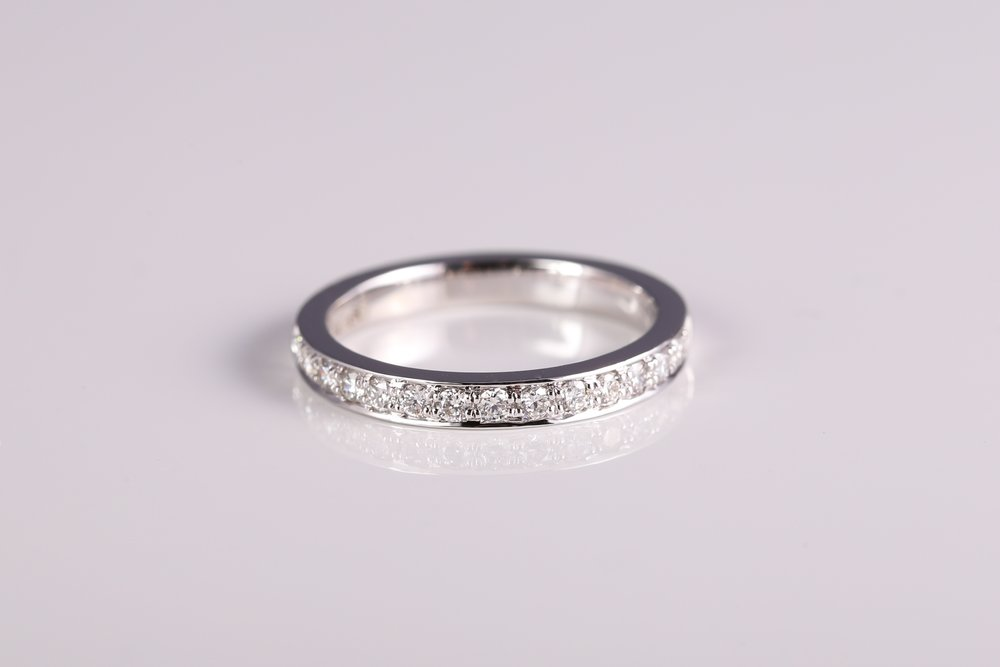 Diamond Wedding ring Cambridge