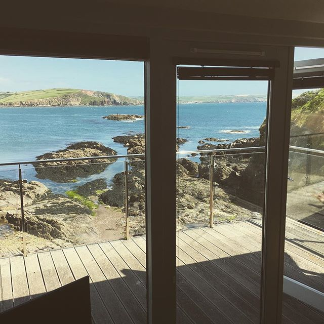 A room with a view @burghislandhotel