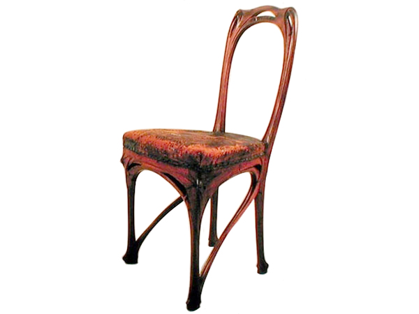 Art Nouveau Aimed To Modernize Chair Design And Bring As Much Respect To  Craft Based Decorative Arts As Was Reserved For Art Or Sculpture.