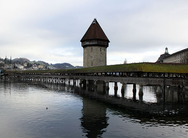 Travel GUide: Lucerne // Miss Sweet Nothings
