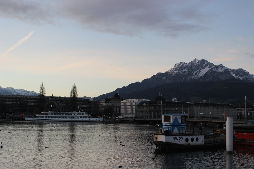 Perfect winter weekend - Lucerne // Miss Sweet Nothings