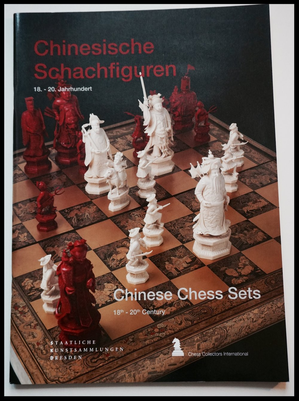 """Fine Chess Sets and Games including The Martine Jeannin Collection"""