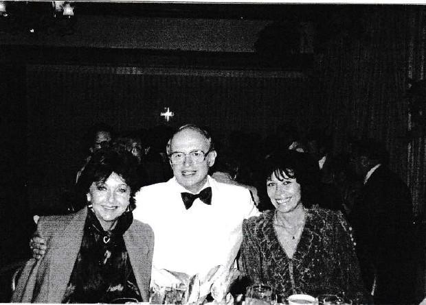 Die Aktivist(inn)en der ersten Stunde: Vivian Dean, Franz Josef Lang, Ingrid Schmid (v.l.)