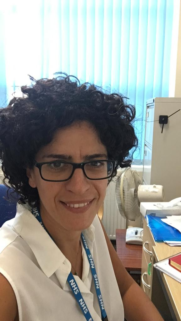 Dr Amy Jebreel