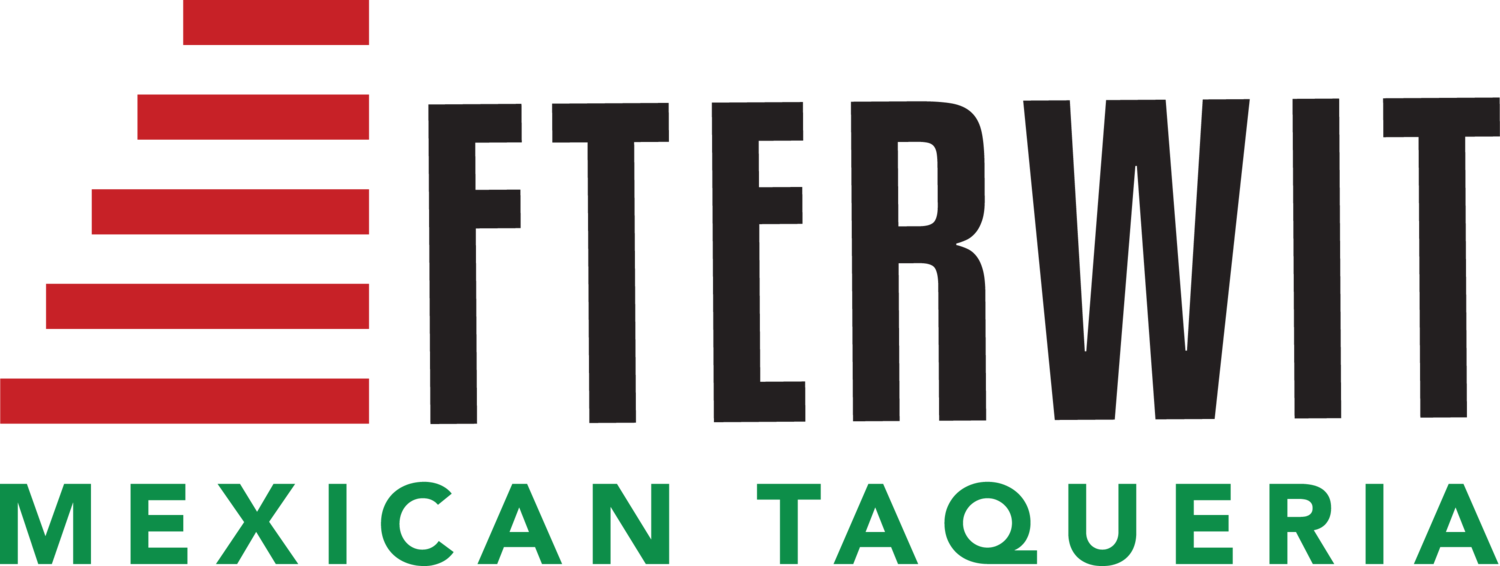 Afterwit - Mexican Taqueria | Halal Cafe