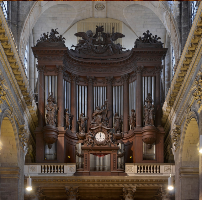 za 22 okt 2016 De Doelen / Grote Zaal PARIS DES ORGUES -1-