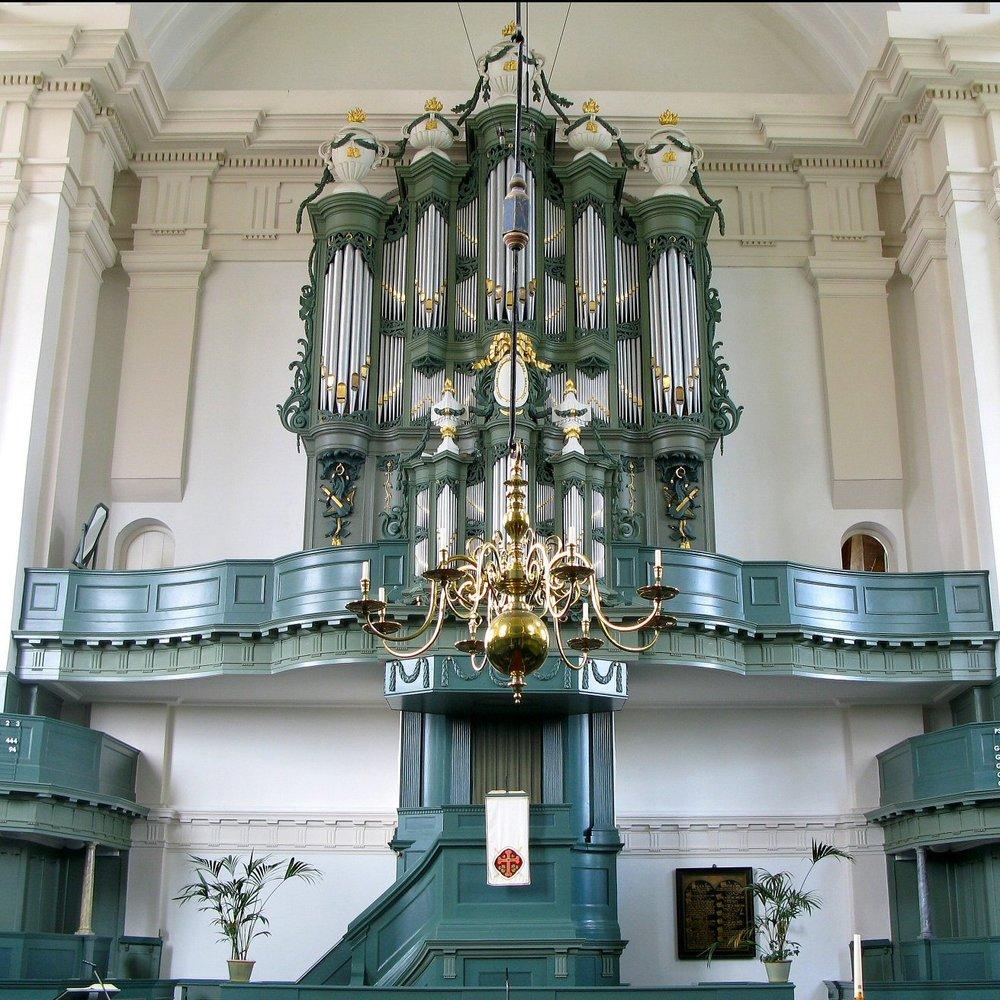 vr 25 aug 2017 Harlingen / Grote Kerk BACH AAN HET BEGIN ….EN HET EIND