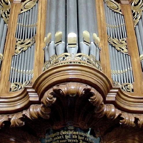za 9 jun 2018  Maassluis / Groote Kerk BIERLING MEETS BACH, HANDEL & GUILMANT