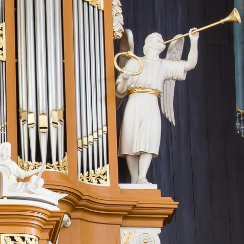 do 26 juli 2018  Harderwijk / Grote kerk L'ORGUE MONDAIN