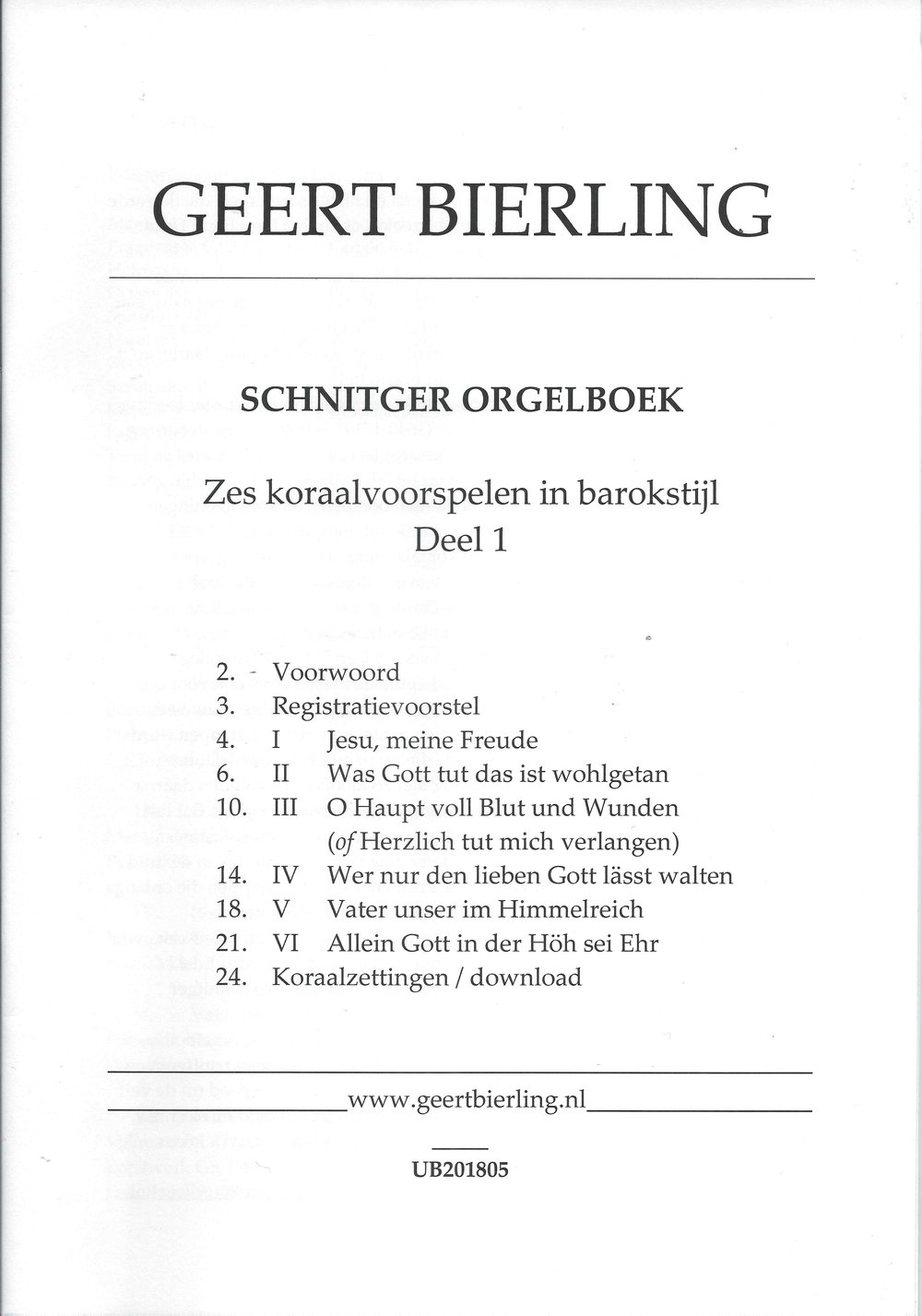 SCHNITGER ORGELBOEK I - inhoudsopgave.jpg
