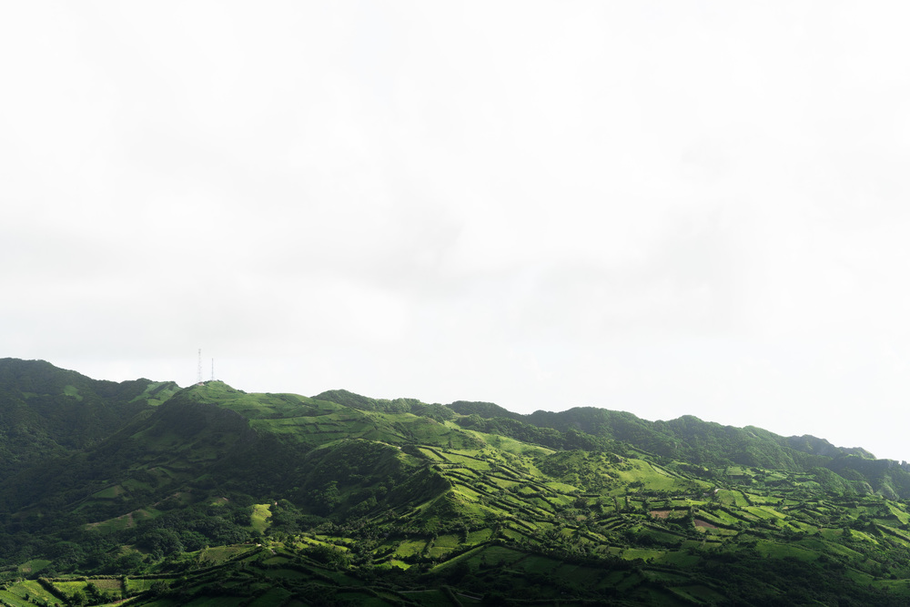 Usual sights when driving around Batanes