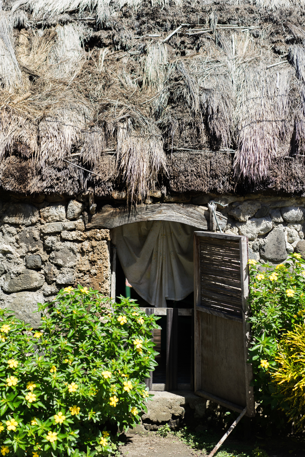 Oldest Bahay na Bato in Batanes -- Almost 100 years I think!