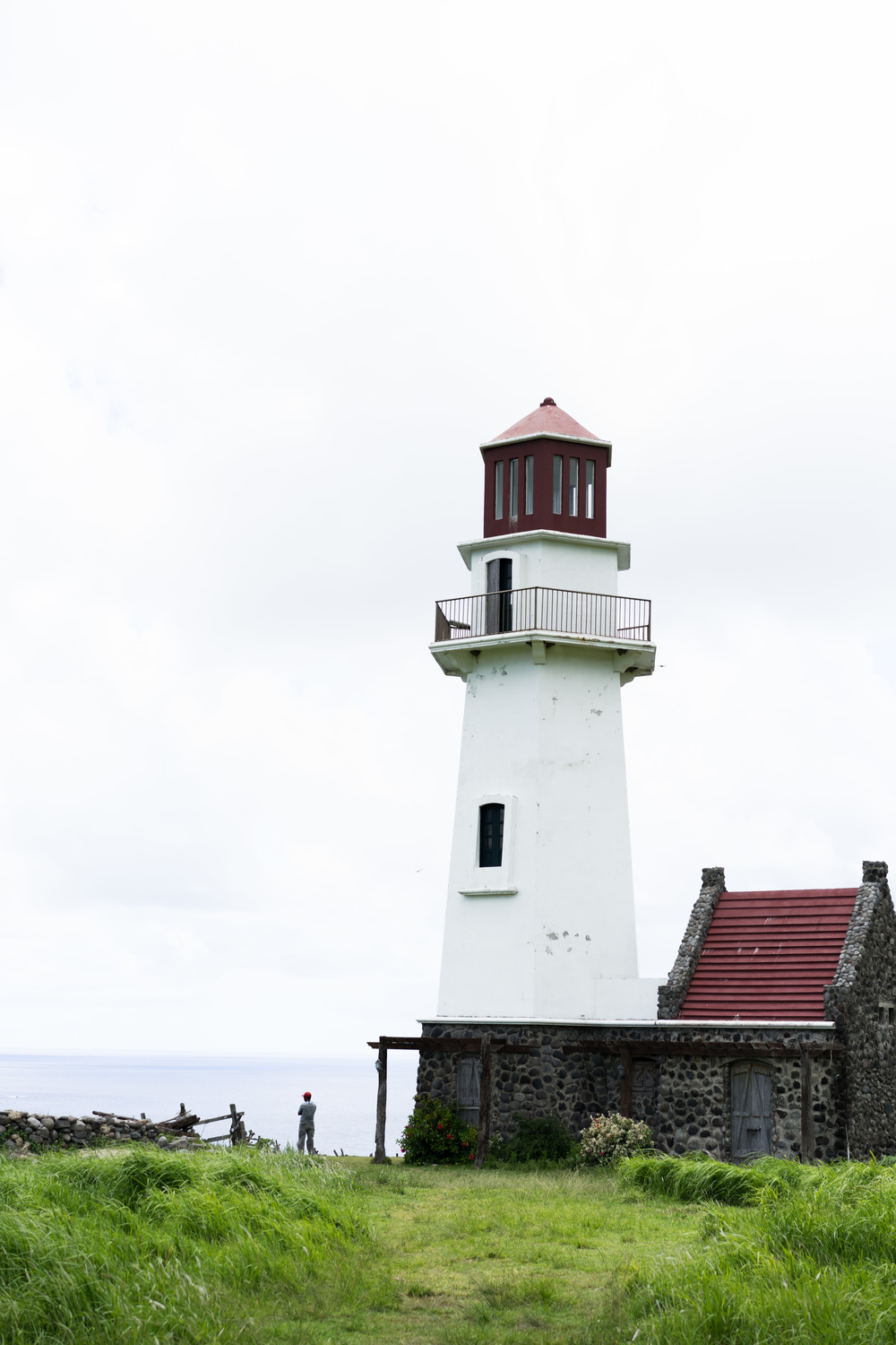 One of the many lighthouses in Batanes