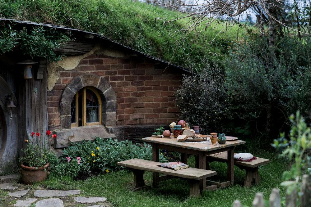 Hobbiton Picnic