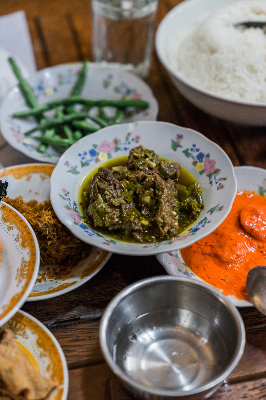 Ayam/Daging Sambal Ijo