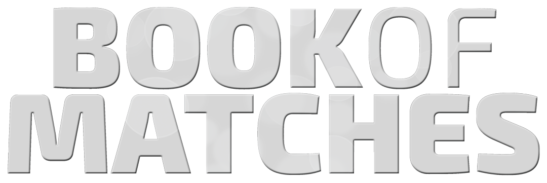 BOOK OF MATCHES MEDIA