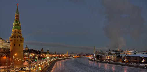 """Russerne tror klimaproblemet er oppdiktet av Vesten kom det frem på CICEPs miniseminar om russisk klima- og energipolitikk under årets Zerokonferanse. Foto: Pavel """"KoraxDC"""" Kazachkov."""