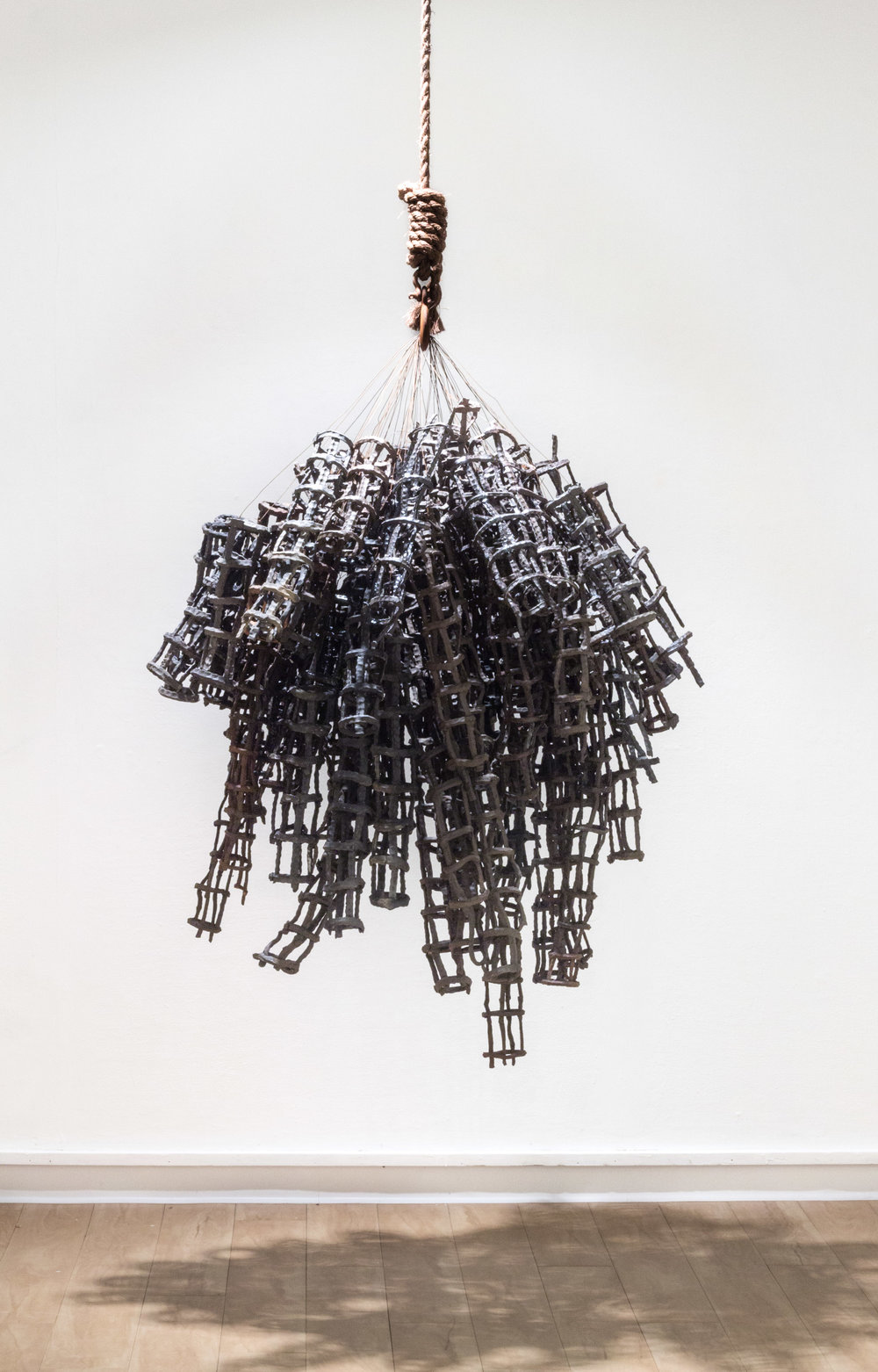 Hanging Cluster