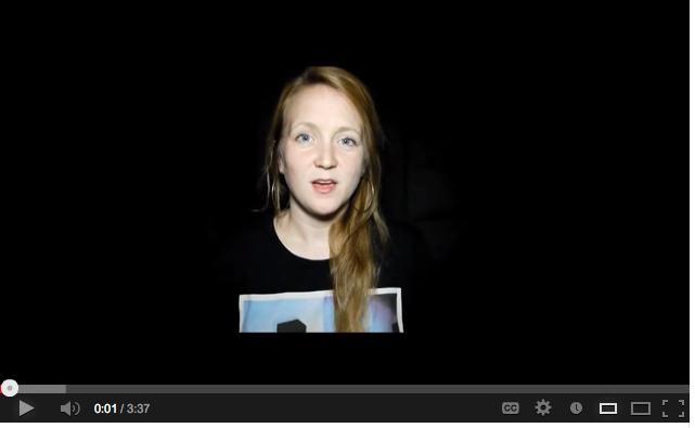 Hollie McNish - Embarrassed Spoken Word