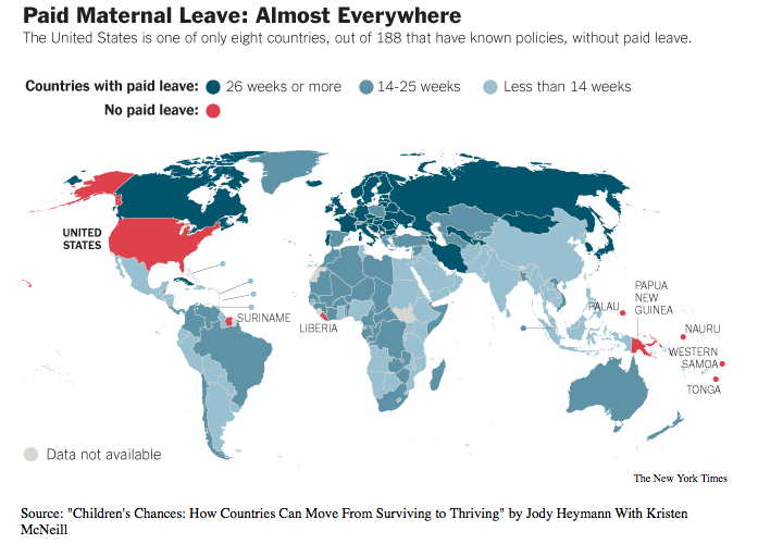 Paid Maternal Leave