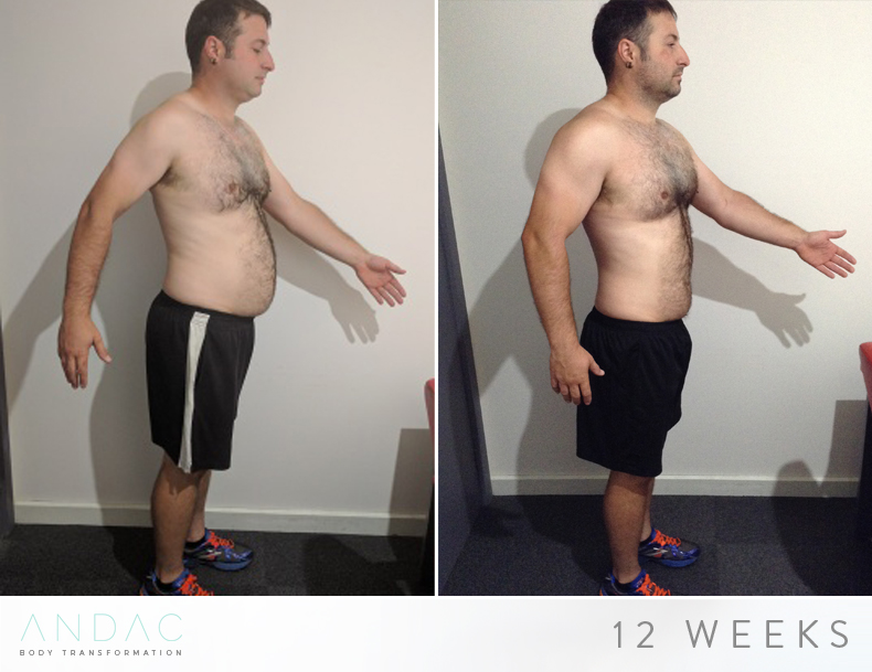 Andy - Fat Loss -