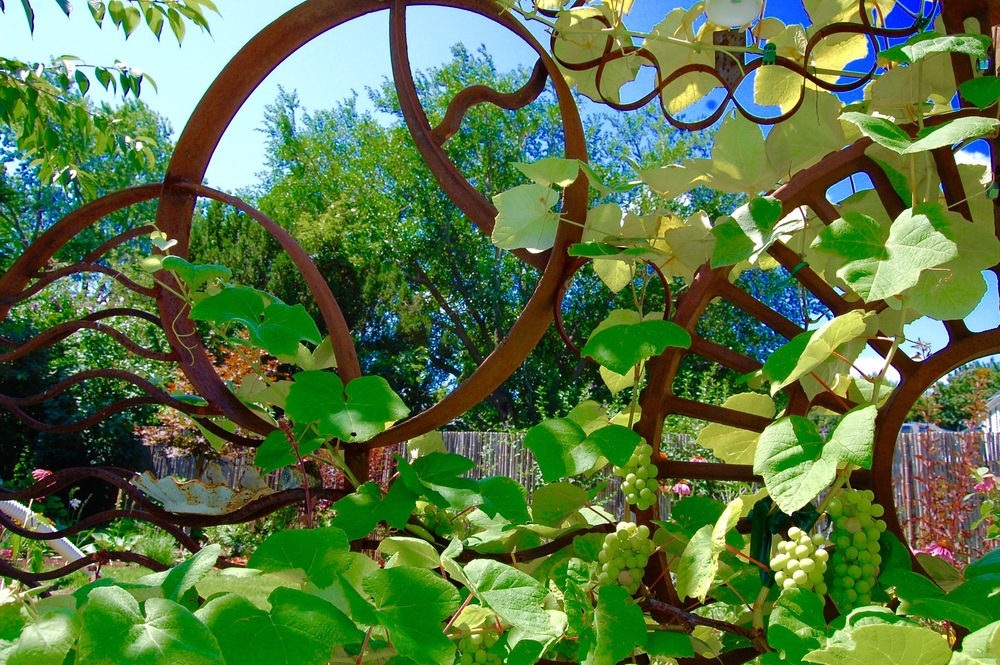 Garden Art & Trellis