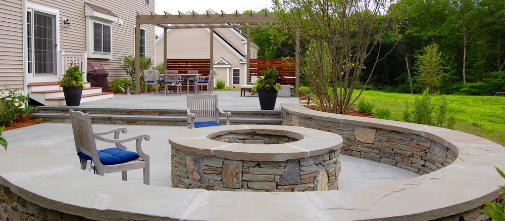 Full Site Transformation - Hardscape, plantings, pergola .jpg