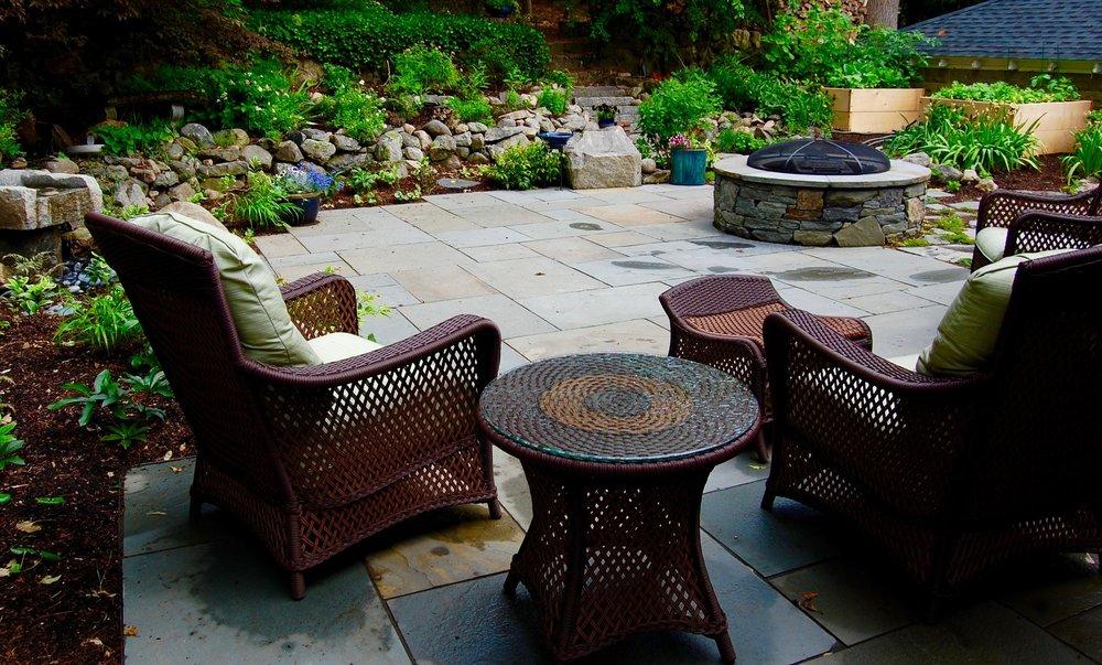 Backyard Social Space