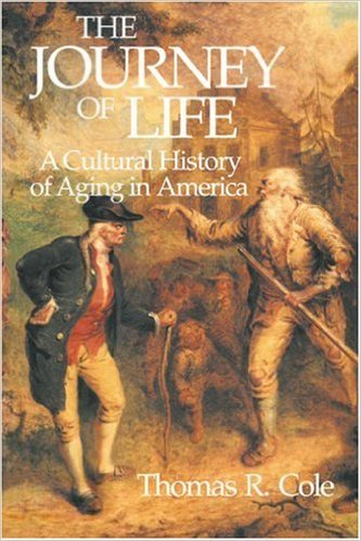 The Journey of Life    (1992) is both a cultural history of aging and a contribution to public dialogue about the meaning and significance of later life. The core of the book shows how central texts and images of Northern middle-class culture, first in Europe and then in America, created and sustained specifically modern images of the life course between the Reformation and World War I. During this long period, secular, scientific and individualist tendencies steadily eroded ancient and medieval understandings of aging as a mysterious part of the eternal order of things. In the last quarter of the twentieth century, however, postmodern images of life's journey offer a renewed awareness of the spiritual dimensions of later life and new opportunities for growth in an aging society.