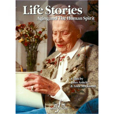 "Life Stories   (2001) documents a group of senior citizens in Galveston, Texas, who gather twice a month to ""re-member"" their lives through poems and stories. We come to know and love these ordinary people who become elder guides for us. With honesty and poignancy, they model the art of accepting the past so that life in the present can be free of regret and open to affirmation."