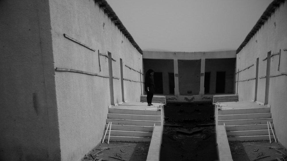 Alaa Edris, School (Video still)