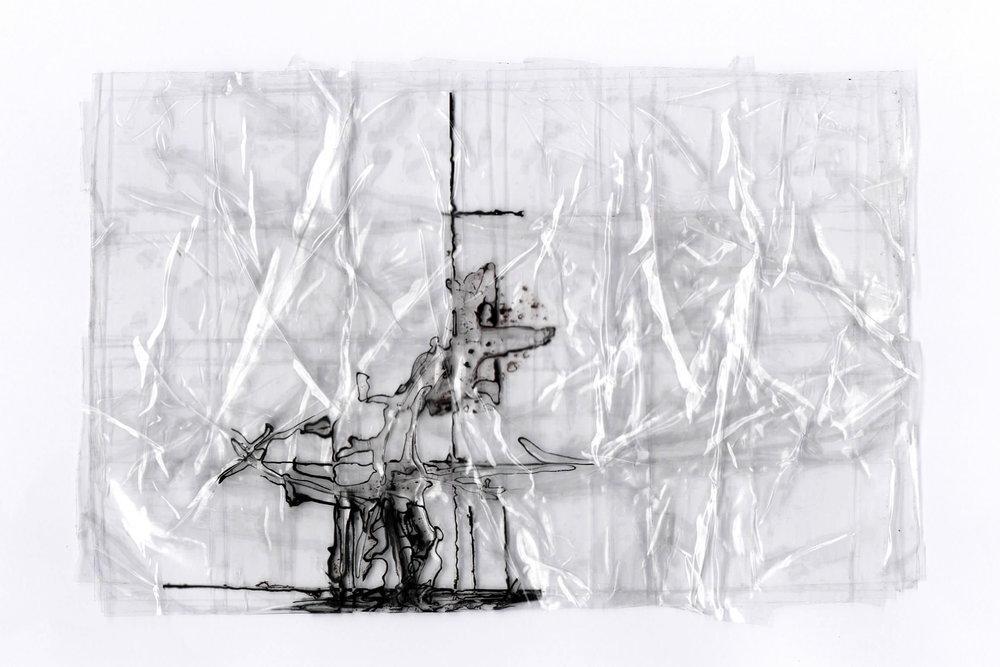 Amal Al Khaja, Untitled (detail)