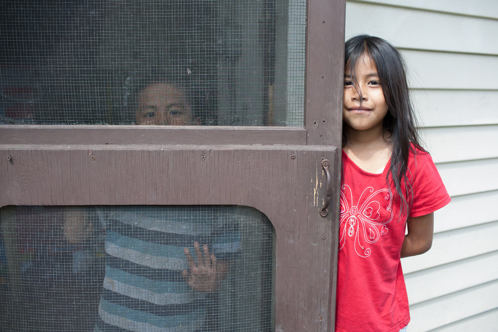 Children are bearing the brunt of President Trump's anti-immigration strategy © U.R. Romano