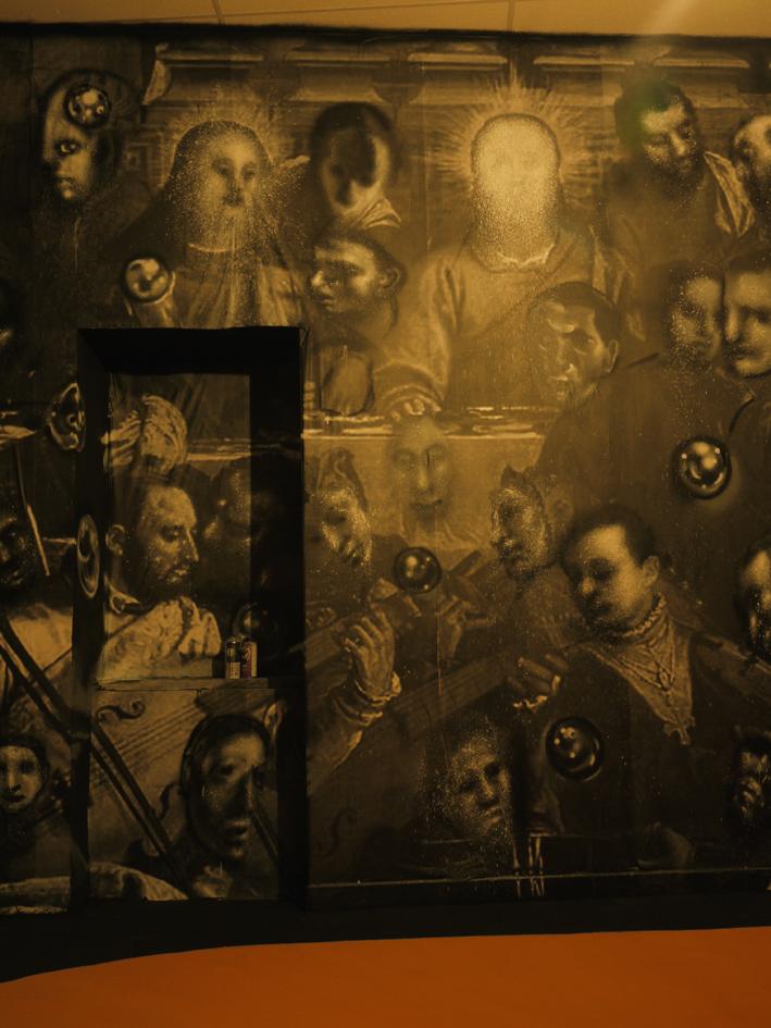 Aux tableaux Exposition collective, Marseille