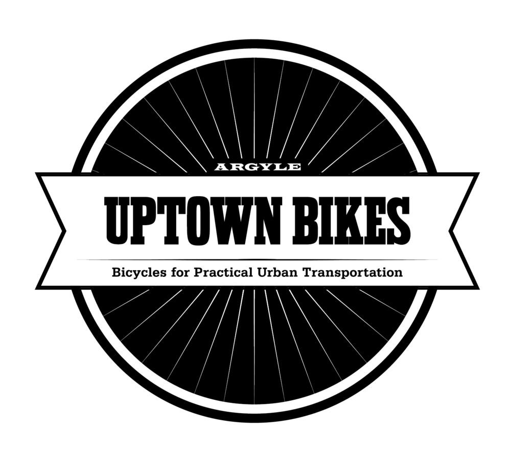 "The Uptown Bikes POP UP SHOP, located at 1124 W. ARGYLE is OPEN! We're looking forward to being a part of Chicago's first ""SHARED STREET"", slated to open July 2016 and strengthening relationships with our UPTOWN and EDGEWATER friends and neighbors. For more about the Argyle Shared Street Project: http://48thward.org/your-ward/argyle-streetscape-project http://www.nbcchicago.com/news/local/Argyle-to-Become-Chicagos-First-Shared-Street-317665121.html Argyle Street is already a North Side gem, lined with Asian shops, restaurants and bakeries. The innovative streetscape design will transform the three blocks between Broadway and Sheridan into a shared-user plaza without curbs, where pedestrians, bicyclists and car drivers will co-exist. We are striving to integrate our Pop Up Shop into the Argyle Shared Streetscape and community. We also hope that our location adjacent to the Argyle ""L"" Station, between the #36 Broadway Bus  and #151 Sheridan Bus routes, and 1/4-mile from the Lakefront Path will support a multi-modal transportation culture. Currently, the Red & Purple Modernization (http://www.transitchicago.com/rpmproject/) and Wilson Station Reconstruction (http://www.transitchicago.com/wilson/) -- the Chicago Transit Authority's largest capital improvement project in that agency's history -- is in progress through 2017 and is having a drastic effect on the 4600 block of Broadway. We envision a bright future along the Broadway Business Corridor after the project is completed. Until then, we anticipate a lot of dust, loud noise, and heavy construction equipment on the street throughout Phases 2, 3 and 4 of construction. Uptown Bikes' main shop, located at 4653 N. BROADWAY, will remain fully operational and fully staffed, and maintain regular business hours. We expect the sidewalk along the 4600 block of Broadway will remain open to pedestrian traffic for the duration of construction. The Uptown Bikes' Pop Up Shop serves as a convenient second location -- a nice alternative for customers who want to avoid the Broadway construction zone. The Pop Up Shop is staffed by an experienced mechanic. Pop Up Shop services include ""WHILE-YOU-WAIT"" repairs, such as FLAT FIXES and AIR & OIL. We also stock a selection of basic parts and accessories at the Pop Up Shop, such as helmets, lights, locks, chain lube, bells, tires and tubes.    During the Argyle Night Market season, the Uptown Bikes Pop Up Shop will be open extended business hours, 11AM - 9PM, and will offer bike valet service for market-goers. Come visit us at both locations!"